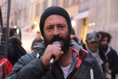 Gianmarco De Pieri (foto GlobalProject - repertorio)