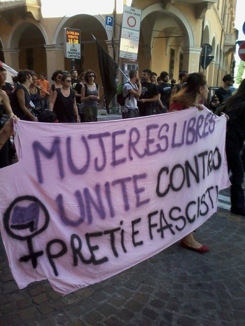 (foto Mujeres Libres)