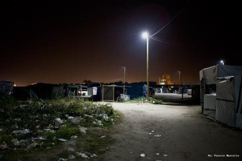 Calais - © Valerio Muscella