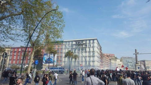 Foto da Fb Bagnoli Libera