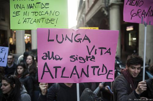 (Atlantide - foto © Michele Lapini)