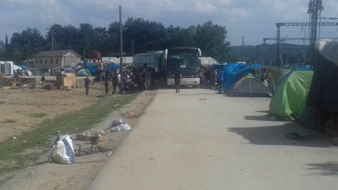 Fb Melting Pot Europa - Idomeni