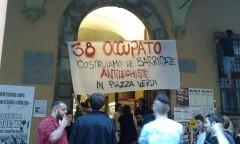 38 occupato (foto fb Cua)