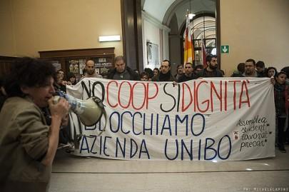 Sciopero Coopservice - © Michele Lapini