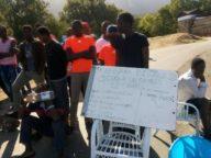 migranti Sicilia ph fb Arci Porco Rosso