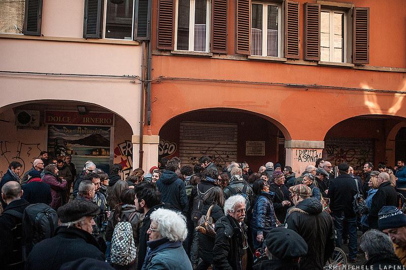 Per Francesco Lorusso, 11 marzo 2015 - © Michele Lapini