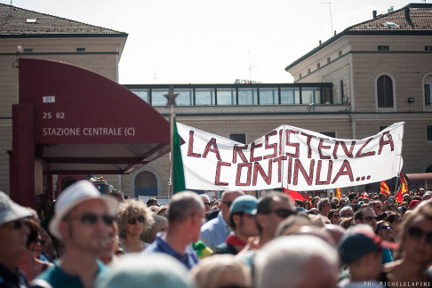 Corteo 2 agosto 2015 - © Michele Lapini
