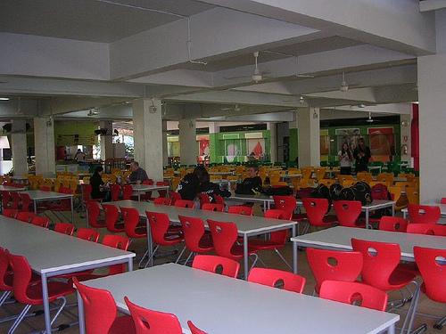 Mensa scolastica (foto da flickr mikecogh)