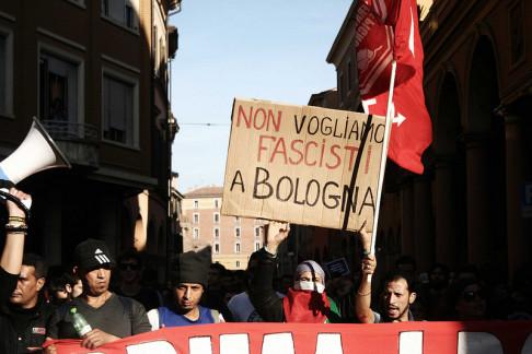 Difendere Bologna - foto di Flavia Sistilli