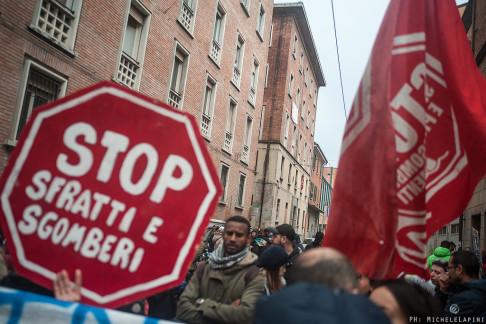 Muraglia popolare contro Salvini - © Michele Lapini
