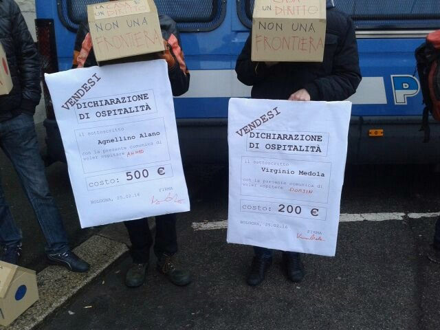 Rifugiati e permessi di soggiorno dalla questura for Questura di bologna permesso di soggiorno