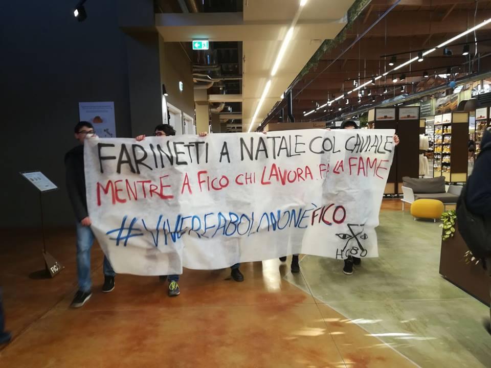 Vivere A Bologna Non è Fico!u201d, Blitz Al Parco Agroalimentare | Zic.it