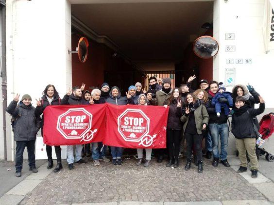 Tre sfratti sventati – Zic.it | Zeroincondott★