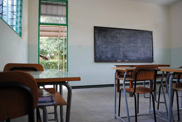 Scuola, aula scolastica (foto da flickr @mediciconlafrica)Scuola, aula scolastica (foto da flickr @mediciconlafrica)