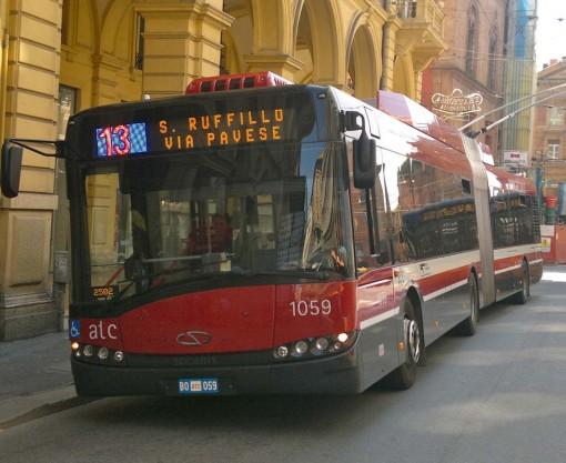 autobus filobus tper atc