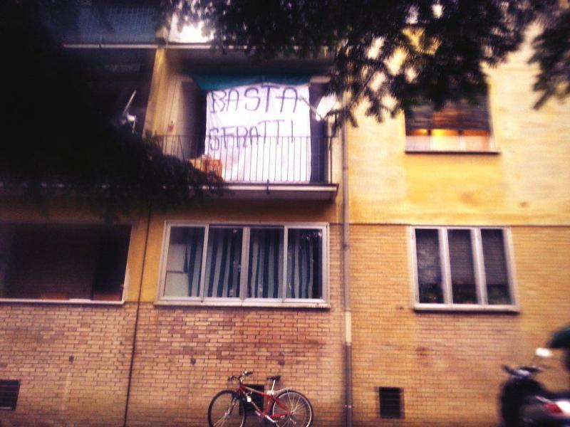 Appartamenti Acer autorecuperati San Ruffillo, 2015 (repertorio - foto fb Idra)