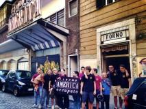 Piccolo Cinema America (foto tw @AmericaOccupato)