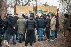 Presidio Gobetti - Foto Michele Lapini/Resistenze in Cirenaica