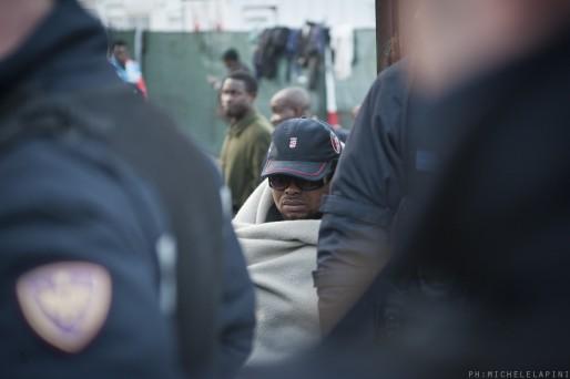 Migranti ex-Ena - © Michele Lapini