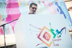 (Virginio Merola al Pride 2015 - © Michele Lapini)