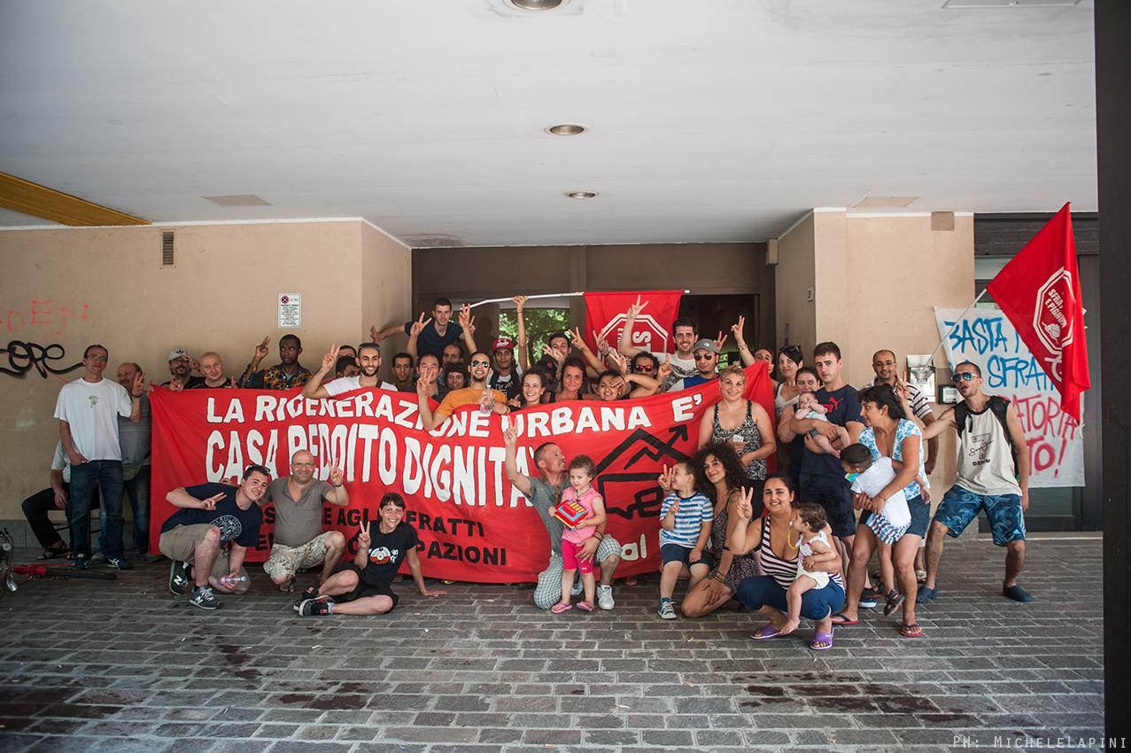 """Si torna in piazza: """"Stop sfratti e sgomberi!"""" – Zic.it ..."""