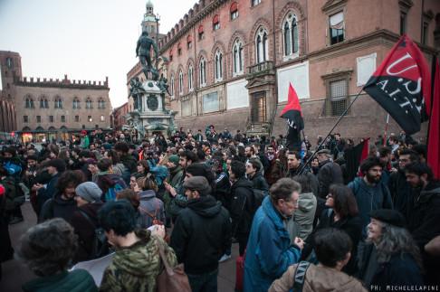 Presidio 1 marzo - ©Michele Lapini