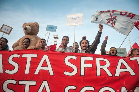 Marcia della dignità - © Michele Lapini