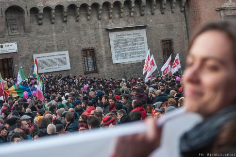 Flash-mob #svegliatitalia - © Michele Lapini