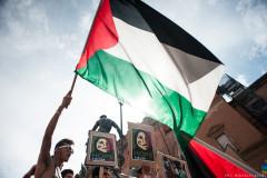 Presidio Palestina - © Michele Lapini