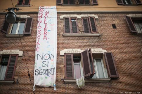 Condominio Galliera - © Michele Lapini