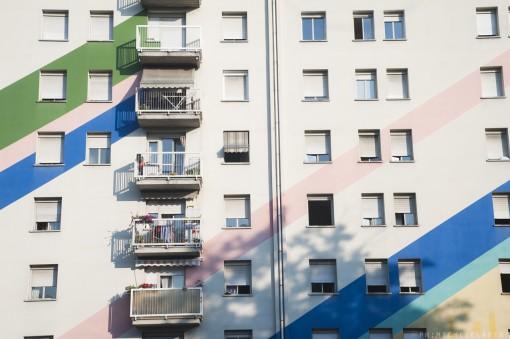 Case popolari in S.Donato ©Michele Lapini