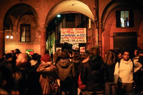 Parade antirazzista - © Michele Lapini