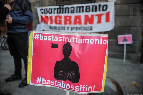 Presidio migranti - © Michele Lapini