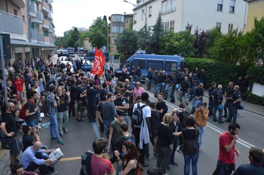 Sgombero Taksim (foto Marco Piras)