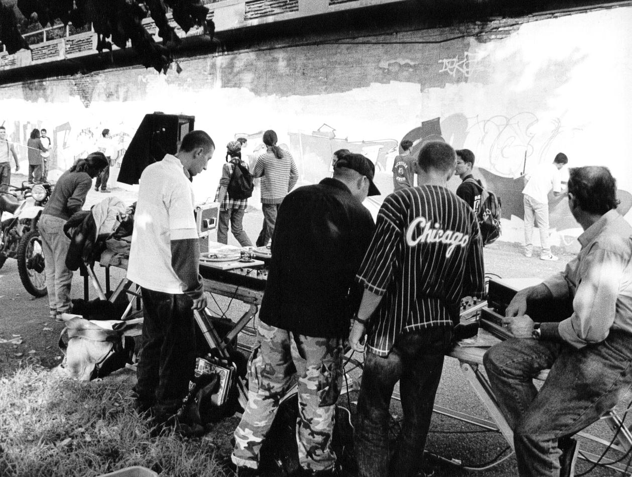 Graffitisti Convention