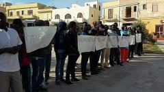 Lampedusa foto collettivo Akavusa