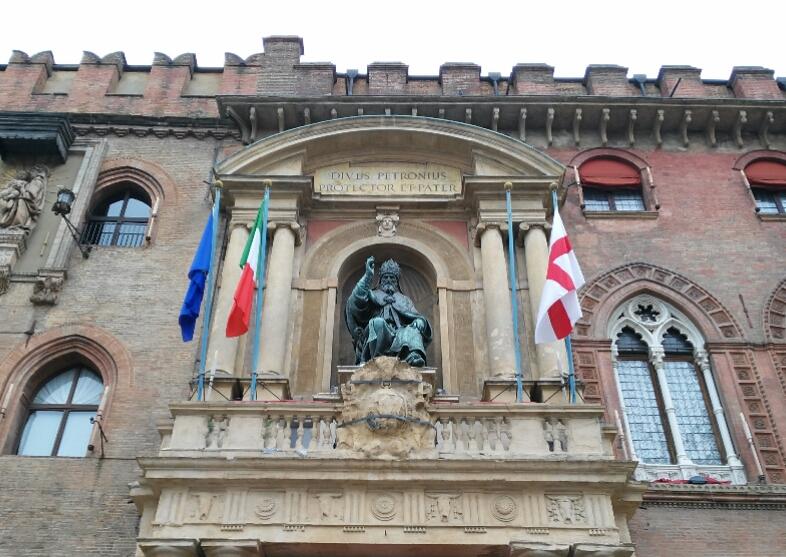 (Comune Palazzo D'Accursio - foto Zic)