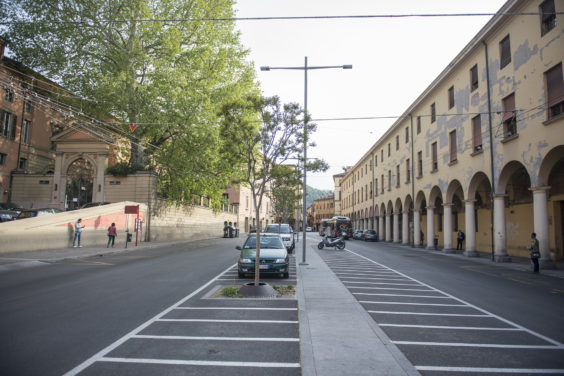 Piazza Malpighi (foto Zic)