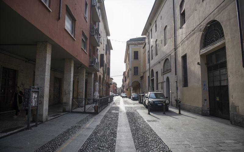 via del Pratello (foto Zic)