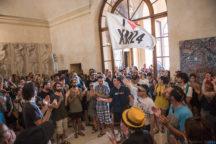 Protesta XM24 - © Michele Lapini