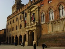 Palazzo D'Accursio (Foto Giovanni Dall'Orto)