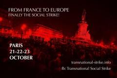 Sciopero transnazionale @Sconnessioni