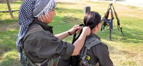 Rojava (foto Retekurdistan.it)