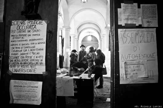 Scienze Politiche - © Michele Lapini