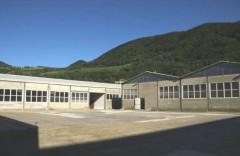 L'ex cartiera Burgo di Lama di Reno (foto Regione Emilia Romagna)