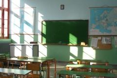 Scuola, classe scolastica (foto Rutger2/Wikimedia Commons)