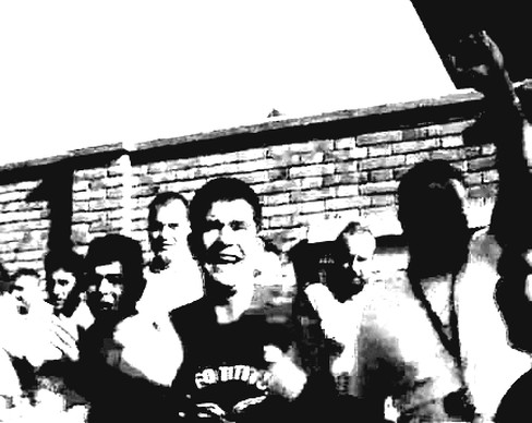 (elaborazione da un fotogramma de 'La colonna senza fine' - produzione 2008 Ethnos - Vag61 – OcchioVago - Creativi di Craiova)