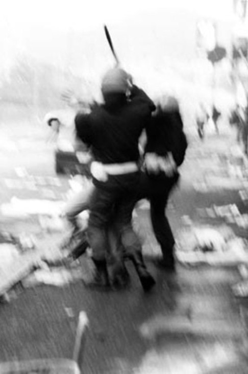 Genova G8 2001 (foto Gipfelsoli.org)
