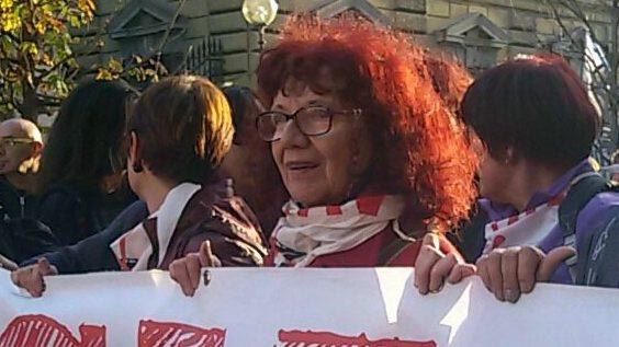 Nicoletta Dosio (foto Zic)