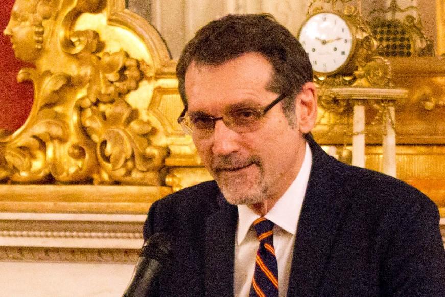 Virginio Merola (foto Iperbole)